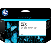 HP 745, Струйный картридж HP DesignJet, Черный для фотопечати, 130 мл for DesignJet Z2600/Z600 (F9J98A)