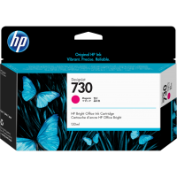 Струйный картридж HP 730 для HP DesignJet T1700, 130 мл, пурпурный (P2V63A)